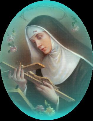 Le Saint du Mois de Mai - Sainte Rita - Secourable