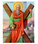 Le Saint du Mois de Novembre - Saint Andr� - Victorieux