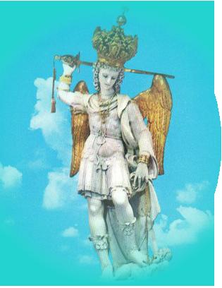 Le Saint du Mois de Septembre - Saint Michel - D�fenseur