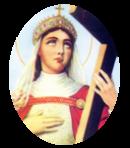 Le Saint du Mois de Ao�t - Sainte H�l�ne - Aimable