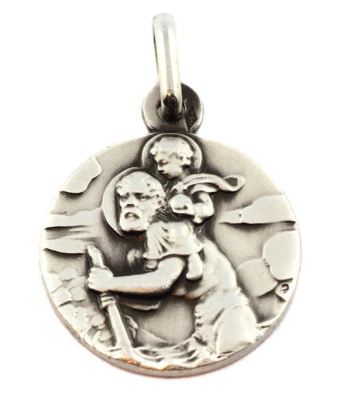 Medaille saint christophe