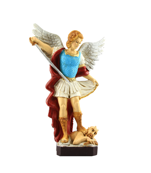 Saint michel (15 cm)