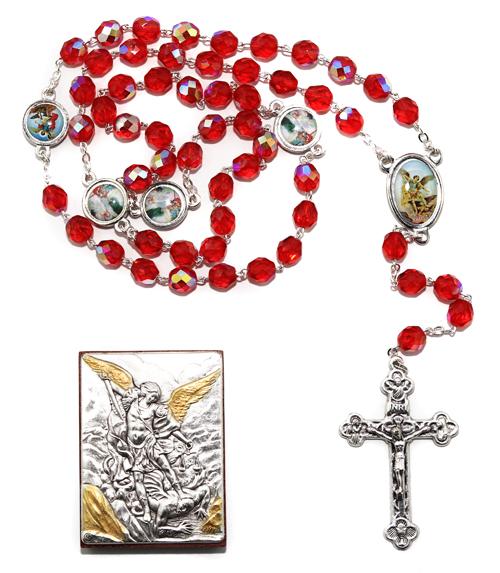 chapelet saint michel archange