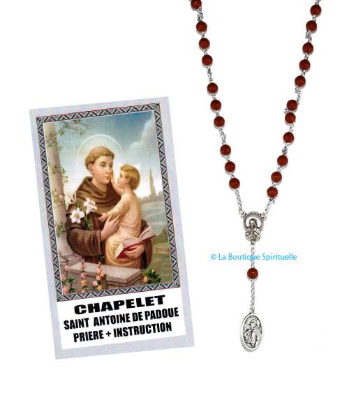 Chapelet saint antoine