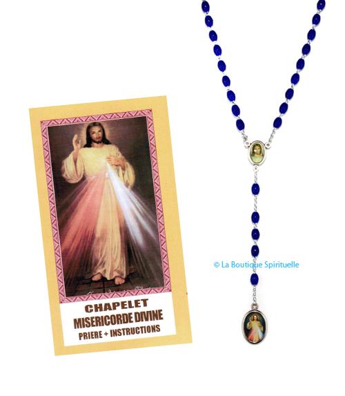 Chapelet miséricorde divine