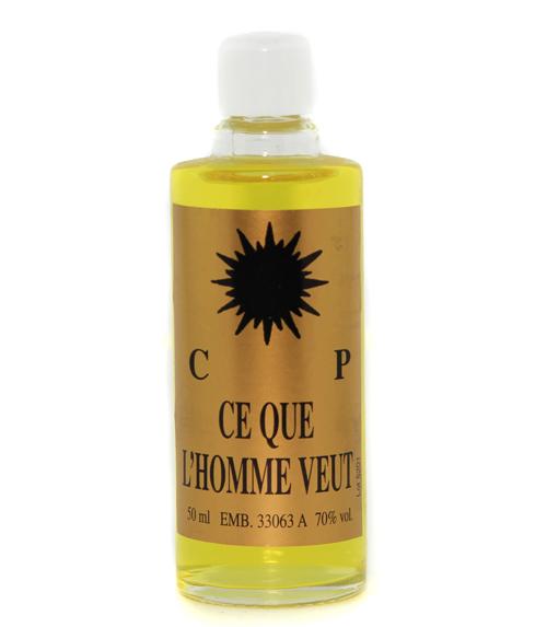 Eau Ce que Homme Veut (50 ml)