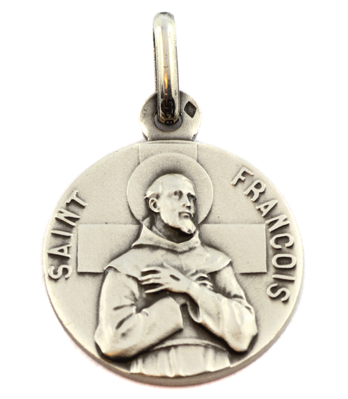 Médaille Saint François