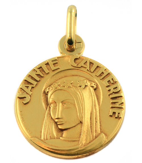 Medaille sainte catherine