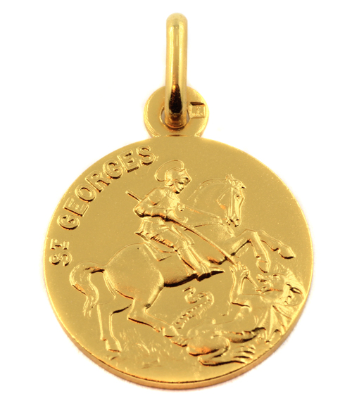Medaille saint georges