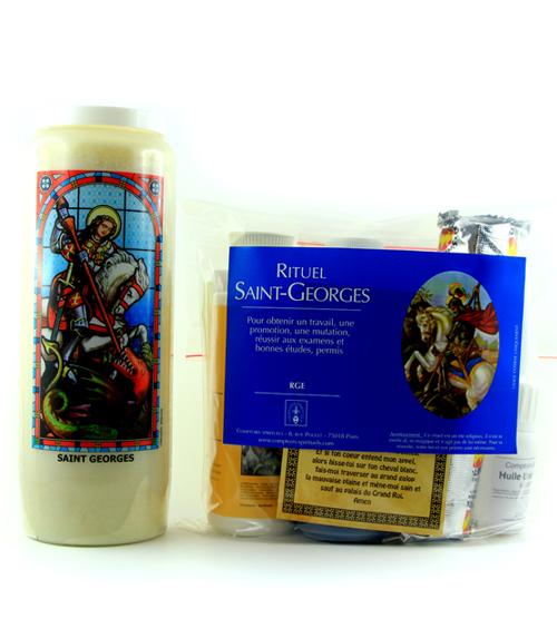Rituel de Saint Georges