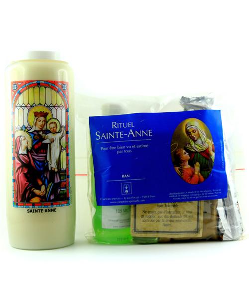 Rituel de sainte anne
