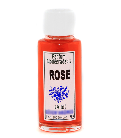 Huile tradition rose