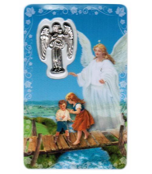 Carte de priere ange gardien