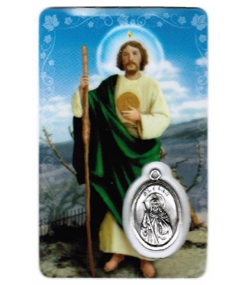 Carte de priere saint jude
