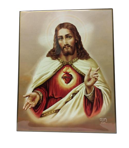 icône Coeur Sacré de Jésus