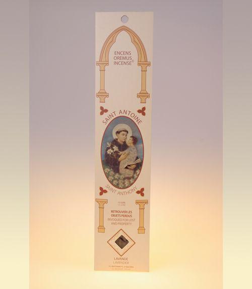 Encens sanctus Saint Antoine (lavande)