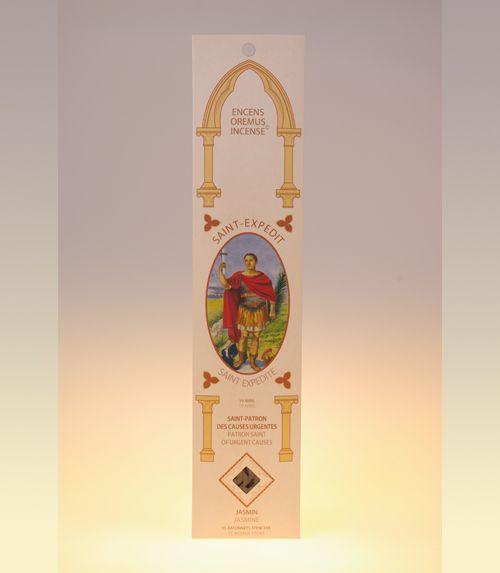 Encens sanctus Saint Expedit (jasmin)