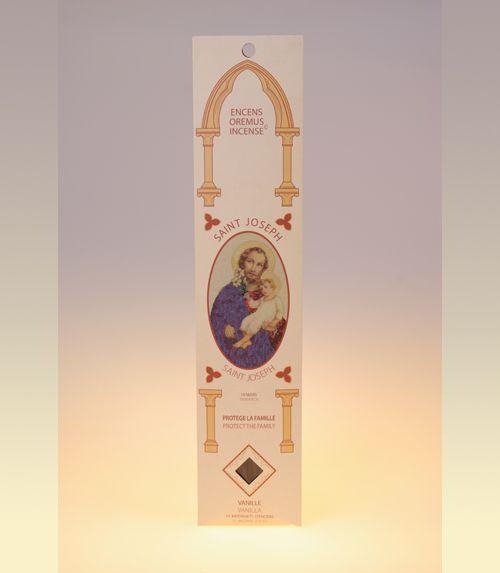 Encens sanctus Saint Joseph (vanille)