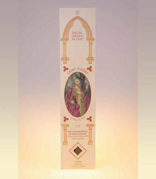 Encens sanctus - saint pierre (jasmin)