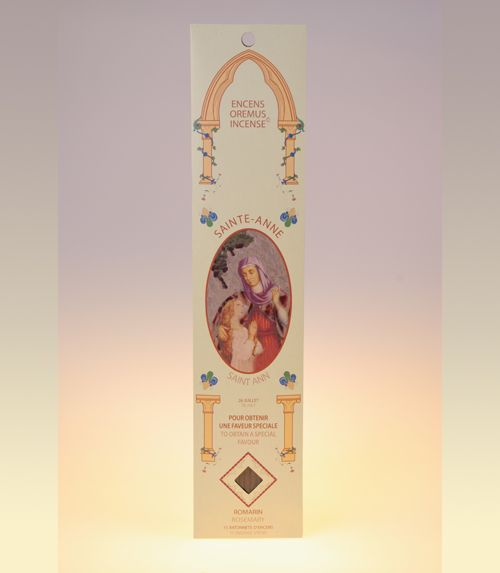 Encens sanctus - sainte anne (romarin)