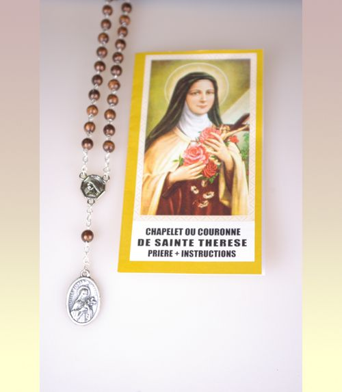 Chapelet sainte th�r�se