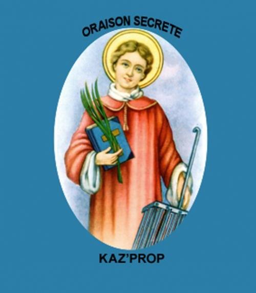 Oraison secrète de la kas'prop