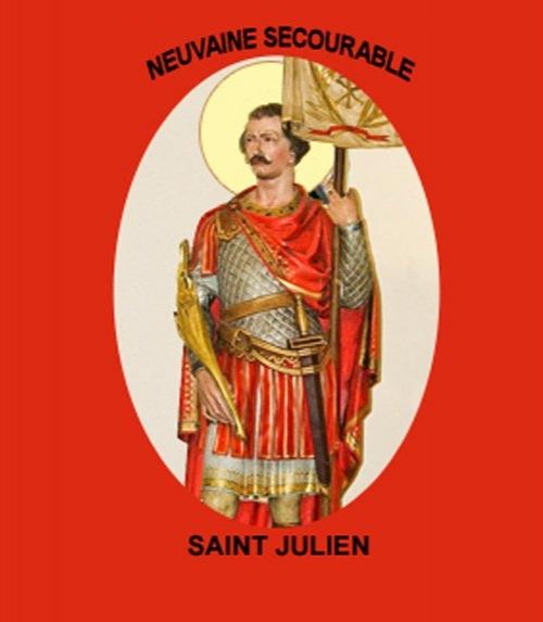 Neuvaine Secourable Saint Julien