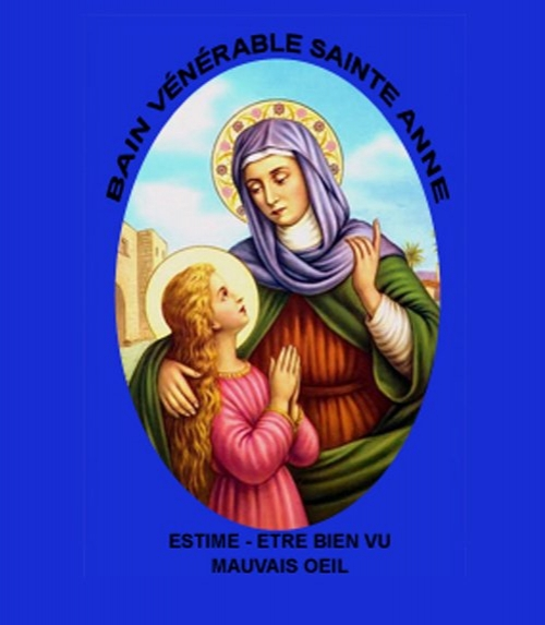 BAIN VENERABLE SAINTE ANNE