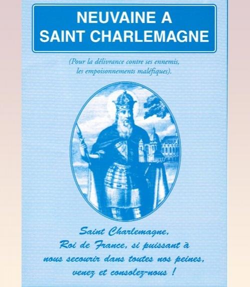 oraison de saint charlemagne
