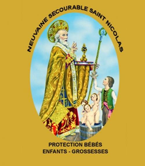 Neuvaine Secourable Saint Nicolas