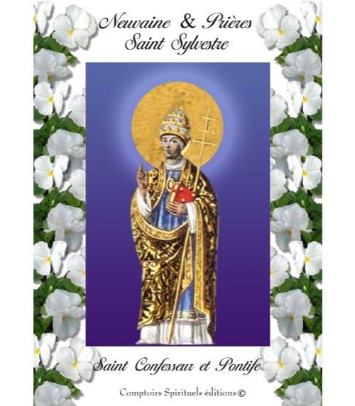 Neuvaine Saint Sylvestre