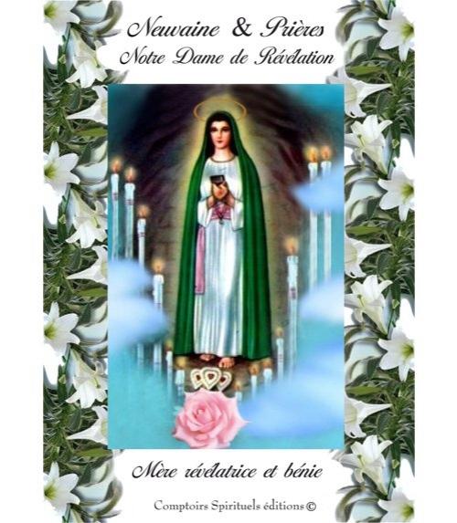 Neuvaine Notre Dame de Révélation
