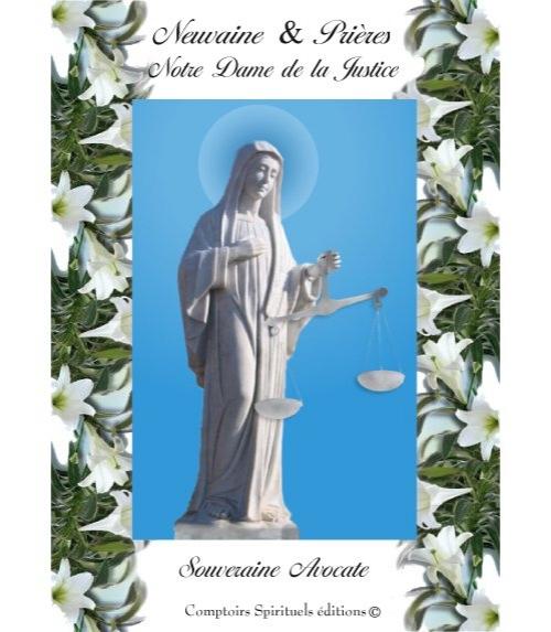 Neuvaine Notre Dame de la Justice