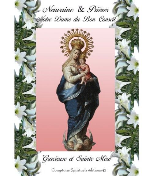 Neuvaine Notre Dame du Bon Conseil