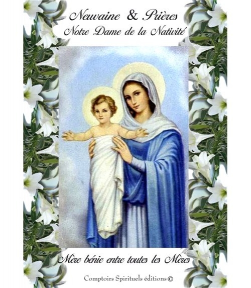 Neuvaine Notre Dame de la Nativité