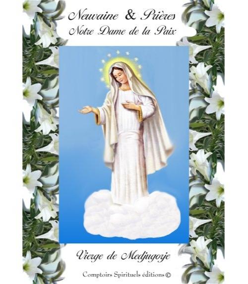 Neuvaine Notre Dame de la Paix