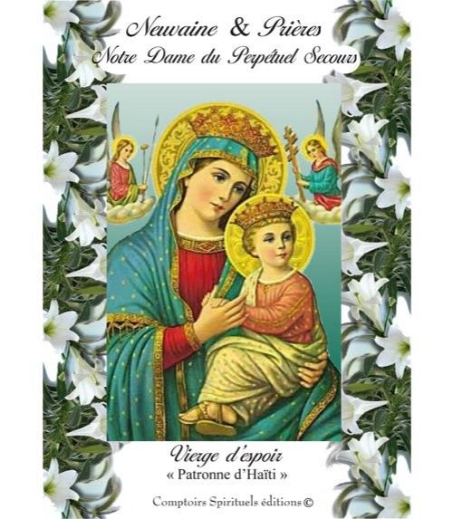 Neuvaine Notre Dame du Perpétuel-Secours