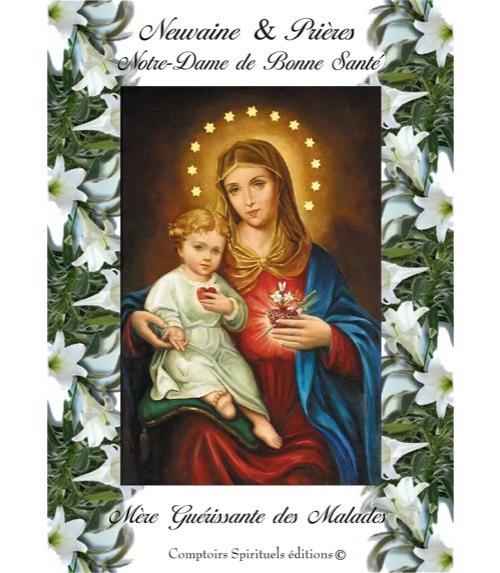Neuvaine Notre Dame de Bonne Santé