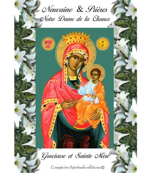 Neuvaine Notre Dame de la Chance