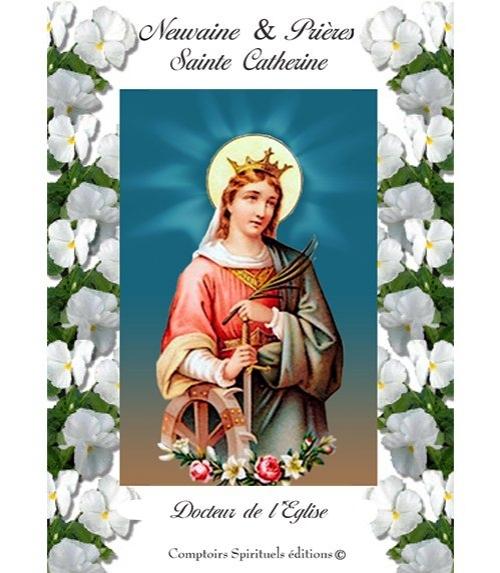 Neuvaine Sainte Catherine