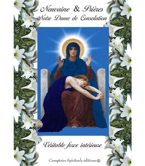 Neuvaine Notre Dame de Consolation