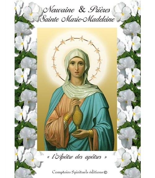 Neuvaine Sainte Marie-Madeleine