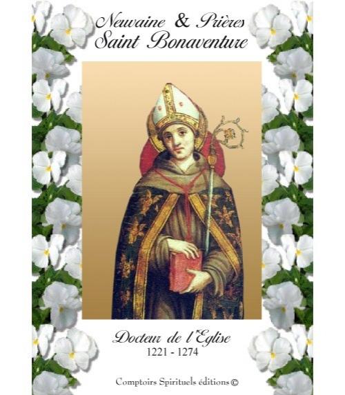 Neuvaine Saint Bonaventure