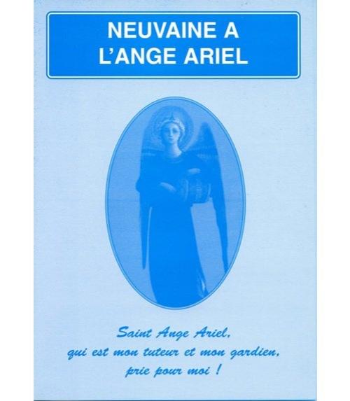 Neuvaine Ange Ariel - année 2021