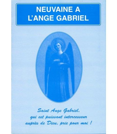 Neuvaine Ange Gabriel- année 2020