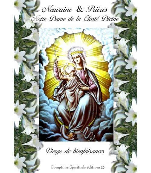 Neuvaine Notre Dame de la Clarté Divine