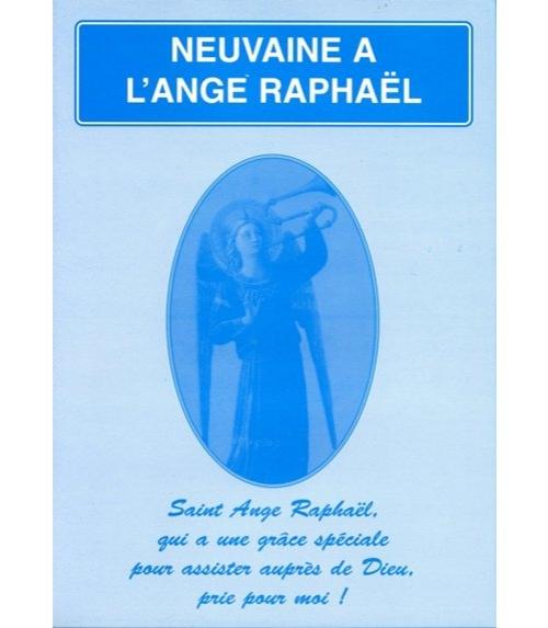 Neuvaine Ange Raphaël