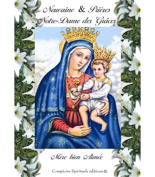 Neuvaine Notre Dame des Grâces