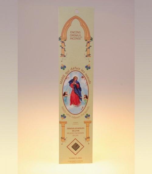 Encens ave maria Notre Dame des Noeuds (ylang-ylang)