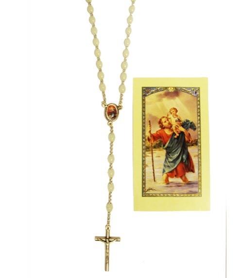 Chapelet saint christophe